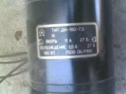 ДИ-180-7,5 (180вт; 7500об. ) электродвигатель