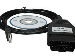 Диагностический адаптер Ford-VCM / VCM II (VCM 2) OBD