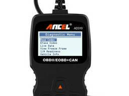 Диагностический сканер для авто OBD-2 EOBD Ancel AD310
