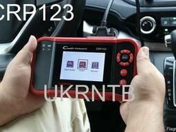 Диагностика авто / Сканер / OBD2 AT ABS SRS EPB/SBC DPF SAS