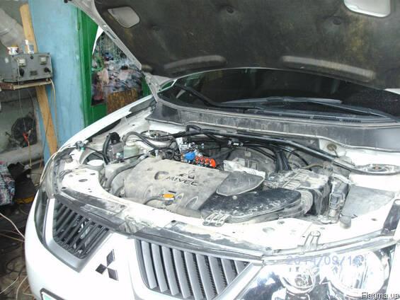 Диагностика ГБО-4 поколения автомобиля