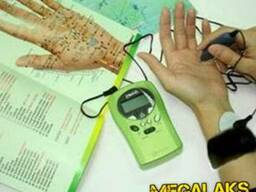 Диагностика организма по акупунктурным точкам руки