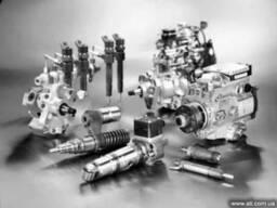 Диагностика и ремонт топливной аппаратуры