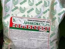 Диакокс 0,2%, 1кг, кокцидиостатик для кроликов