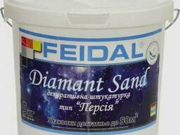 "Diamant Sand - декоративная штукатурка тип ""Персия"" Feidal"