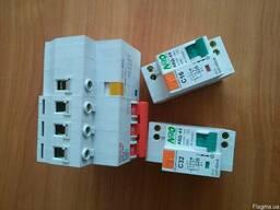 Дифференциальный автоматический выключатель, ток утечки 10mA