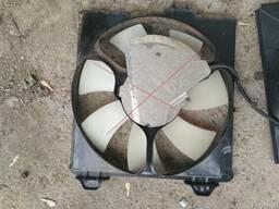 Диффузор 16711-22090 на Toyota Rav 4 00-05 (Тойота Рав 4)