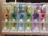 Диффузор- натуральный освежитель воздуха, с цветком - фото 3