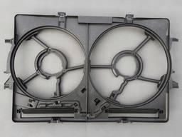 Диффузор, корпус вентиляторов Audi Q5 8R 2.0 TFSI.