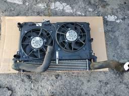 Диффузор радиатор Volkswagen Sharan 1.9 tdi 0130303878