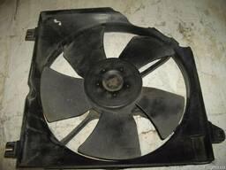Диффузор радиатора Chevrolet Lacetti 2004-2009 хетчбек 1. 8 М