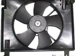 Диффузор радиатора Вентилятор Шевроле Авео б/у