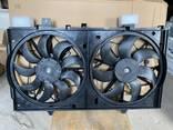 Диффузор радиаторов вентиляторы радиатор Nissan Rogue Рог - фото 1