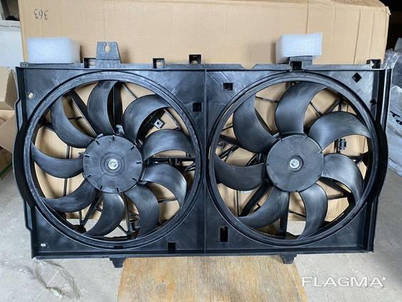 Диффузор радиаторов вентиляторы радиатор Nissan Rogue Рог