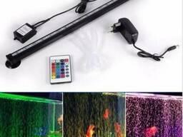 Диффузор с дистанционным управлением подсветкой воды в аквар