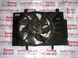 Диффузор с вентилятором FORD Fiesta MK7 08-12 - фото 1