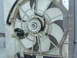 Диффузор вентилятор радиатора citroen C1 2005-2015
