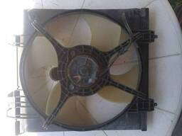 Диффузор, вентилятор Subaru Legacy B12 99-03г