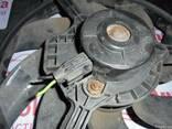 Диффузор с вентилятором FORD Fiesta MK6 02-08 - фото 3