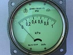 Дифманометр-тягомер ДТмМП-100-М1, ДТмМП 100 М1, ДТмМП100М1