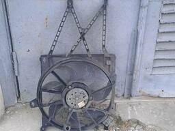 Дифузор вентилятор Opel Astra H