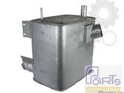 DIN50450 Глушитель выхлопной системы, MB Axor