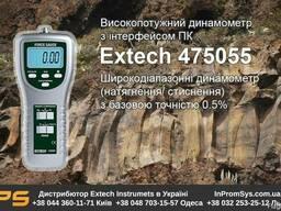 Динамометр высокомощный с интерфейсом ПК Extech 475055