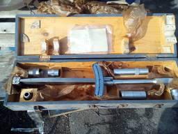Динамометрический ключ до 600 Н. м.
