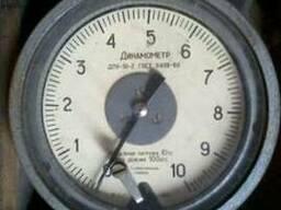 Динамометры ДПУ-5-2, ДПУ-10-2, ДПУ-2-2, ДПУ-0, 5-2, ДПУ-0, 02