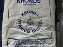 Диоксид титана пищевой Kronos 1171, пищевая добавка Е-171