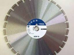 Диск алмазный Lissmac ASW-10, 600, 25, 4 асфальт