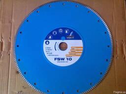 Диск алмазный Lissmac FSW-10, 350/30, 0 по керамике