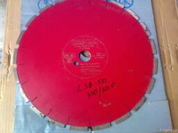 Диск алмазный Lissmac LSB-50 d350/30mm серия LSB