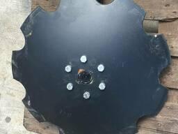 Диск борони Палада, Антарес 560 мм. Імпорт. сталь