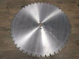 Диск для стенорезной пилы по железобетону 1200 мм