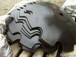 Диск ДМТ ромашка (борированая сталь)