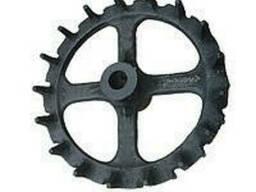 Диск кольчато-шпоровый ККШ ф520/60 сталь.
