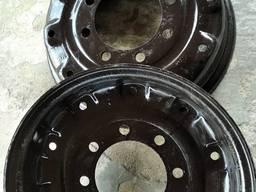 Диск колеса прицепа 2ПТС-4 ( полудиск)