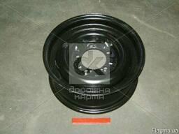 Диск колесный R15х6,0 Уаз, черный (пр-во КрКЗ)