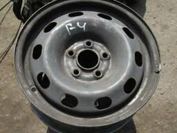 Диск колесный стальной Volkswagen Golf 4 (1997г-2003г)