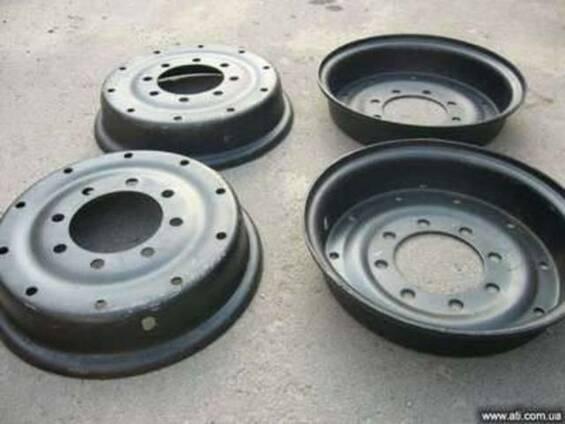 Диск колеса (8 шпильок) тракторного причепа ПТС-4