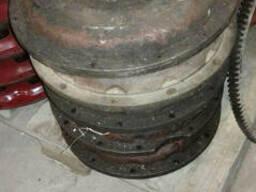 Диск (муфта) сцепления нажимной в сборе (Черепаха) КПП комбайна НИВА СК-5М. ..