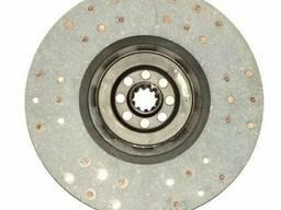 Диск сцепления 130-1601130-А7 ЗиЛ-130 резиновый демпфер