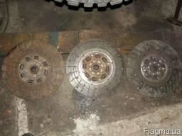 Диск сцепления компрессора ПКСД с колодками