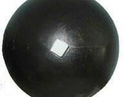 Диск (сферический) ДМТ ВА 01.409