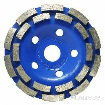 Диск шлифовальный алмазный S&R Meister по бетону 125 мм.