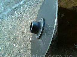 Диск сошника со ступицей сеялка сз однострочный Н 105. 03. 010-02 ст. 65г