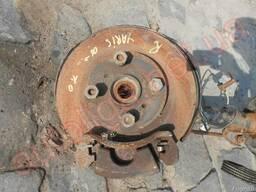 Диск тормозной передний правый Toyota Yaris HB (P90) 05-11
