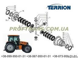 Диск тормозной Terrion 3180, 4200 терион диск фрикционный