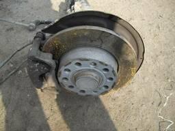 Диск тормозной задний / передний Volkswagen Caddy III (2004